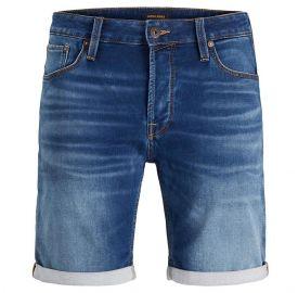 Jack & Jones Ανδρική jean βερμούδα